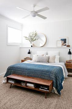 Bedroom Ledge — Adore Home Magazine Bedroom Inspo, Home Decor Bedroom, Bedroom Ideas, Bedroom Retreat, Master Bedroom, European Bedroom, Victorian Bedroom, Dream Home Design, House And Home Magazine