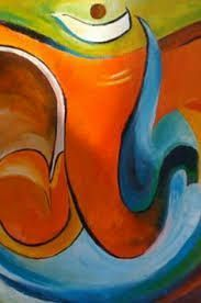 Interior Color Schemes, Interior Paint Colors, Paint Schemes, Interior Painting, Lord Ganesha Paintings, Ganesha Art, Light Painting, Painting Frames, Painting Tips