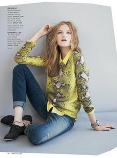 Nordstrom November 2012 Gifts with Personality Catalog