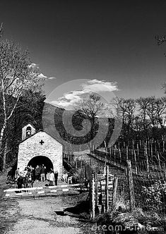 Church Of Madonna Degli Angeli, Scarpapé. Switzerland Editorial Stock Photo - Image of switzerland, white: 114767413 Black And White Pictures, All Pictures, Madonna, Switzerland, Stock Photos, Image, Things To Sell