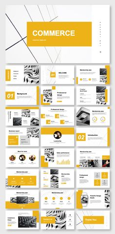 3 in 1 Creative Business Professional PowerPoint Template Creative Powerpoint Presentations, Professional Powerpoint Presentation, Professional Powerpoint Templates, Business Presentation, Presentation Design, Template Web, Powerpoint Design Templates, Keynote Template, Minimal Web Design