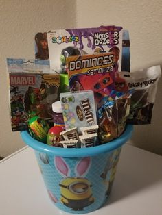 Nerf easter basket gift baskets pinterest easter baskets nephew easter basket 1 have so much more he needs two negle Choice Image