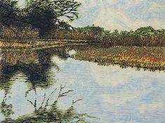 Gordon Mortensen : Crystal Pond, 1985