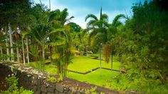 Sadie Seymour Botanical Garden in Hawaii, Hawaii