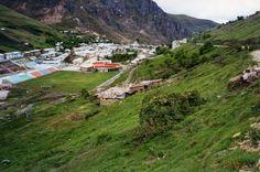 Hualgayoc, pueblo de mucha tradición minera, a las faldas del cerro Jesús, Cajamarca - Perú.