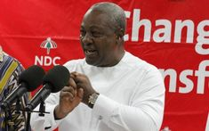Former President John Dramani Mahama has described the arrest of Koku Anyidoho, Deputy General Secretary of the National Democratic Congress (NDC), by armed police officers, as disproportionate.
