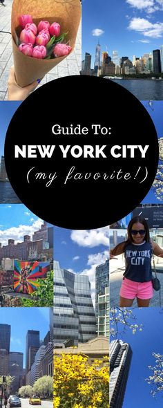 Check out what to do in New York City, as well as where to eat and what sites to…