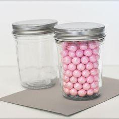 Opentip.com: Event Blossom EB2310NP DIY Blank Mini Mason Jars