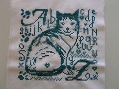 """isabelle vautier - """"mon petit chat"""""""