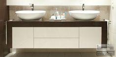 Szafki łazienkowe - do umywalek nablatowych - Wnętrza - forum.muratordom.pl Google, Home, Ad Home, Homes, Haus, Houses