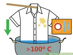How to Remove Wax from Clothing. If you need to remove wax from clothing, scrubbing or picking at it is unlikely to do the trick. However, there are some pretty simple procedures that you can use to remove wax - such as candle wax - from. Large Candles, Black Candles, Fall Candles, Remove Wax, Wax Hair Removal, Wax Warmer, Paraffin Wax, Quites, Work Shirts