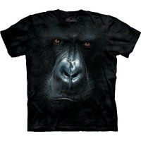 Big Gorilla Face T Shirt