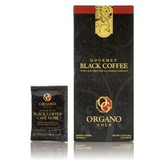 Mix Organo Gold Gourmet Black Coffee + Gourmet Cafe Latte with Organic Ganoderma Lucidum Extract - HOS Experience the aroma of freshly Healthy Gourmet, Gourmet Recipes, Delicious Recipes, Coffee Jitters, Instant Coffee, Coffee Gifts, Coffee Cafe, Drink Coffee, Coffee Shop