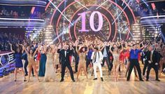 DWTS: A Take on its 10th Anniversary Special