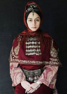 Chuvash girl
