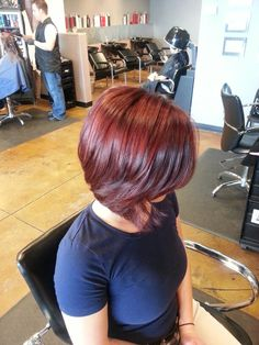 My favorite color I did this week on my client!!! She loves it!!!
