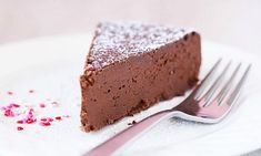 Raw Dessert Recipes, Raw Desserts, Sugar Free Desserts, Dessert Drinks, Sweets Recipes, Raw Food Recipes, Healthy Baby Food, Healthy Deserts, Easy Sweets