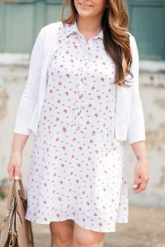 Primrose Dress-Chloe Flats- Valentino Bag