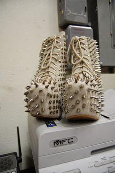 Zapatos de moda que nunca ocuparía |