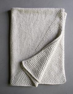 Cozy Corners Crib Blanket