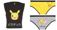 Des sous-vêtements Pokémon
