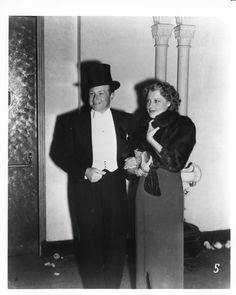 Jeanette MacDonald and husband Gene Raymond