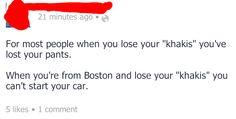 Boston Khakis