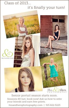 Senior portraits. I like the barbed wire fence pose :) @ Sandy Powers?