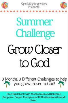 Summer Reading | Bible Study Vacation | Bible Reading Plan