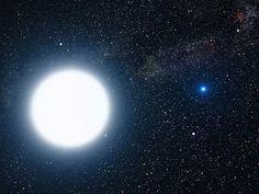 .. SOL DE SIRIUS ..: Estrela Sirius