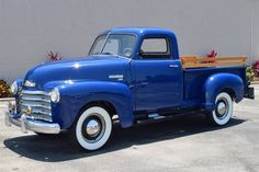 1950 Chevrolet 3100 Maintenance/restoration of old/vintage vehicles: the material for new cogs/casters/gears/pads could be cast polyamide which I (Cast polyamide) can produce. My contact: tatjana.alic@windowslive.com