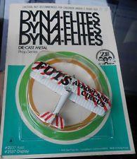 Dyna-Flites MOC SPAD FUTS Aeroplane Circus 1976 Childhood Toys, Diecast, Transportation, Ebay, Baby Toys