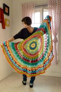 http://www.etsy.com/listing/89025645/circle-blanket-tropical?ref=tre-1891973681-12 beautifull, and also can be a table cloth, a huge shawl, a sofa cover etc..