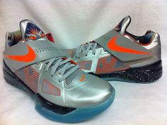 3429cf9a8f8 NIKE KD IV KEVIN DURANT GALAXY ALL STAR (Select Sizes) kobe lebron 9  foamposite