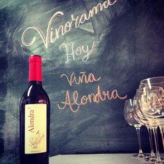 Viña Alondra Tasting at vinorama.es headquarters in Alcobendas (Madrid)