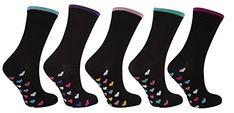 COTTONIQUE  Ladies 5 Pack Cotton Rich Socks Black 4-8 Black Hearts No description (Barcode EAN = 5051907423862). http://www.comparestoreprices.co.uk/december-2016-6/cottonique-ladies-5-pack-cotton-rich-socks-black-4-8-black-hearts.asp
