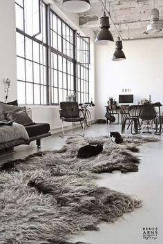 Leven in een fabriek... | Woonblog my industrial interior