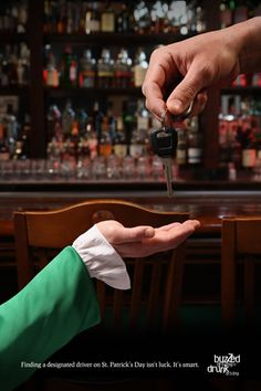 What are strategies to turn down a ride from a drunken driver?