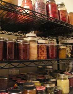 Homesteading Without a Homestead...there are steps you can take in order to be more self-sufficient. First  learn to preserve food.
