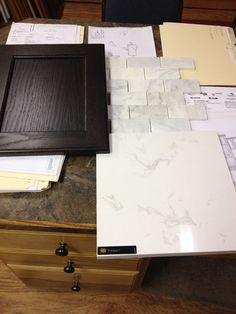 Backsplash And Countertop (a Quartz Counterop By Cambria Called Torquay. It  Has A Very