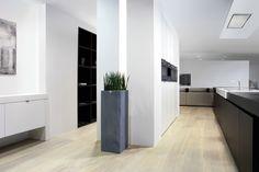 Interieur: badkamer, haardwand, dressing, slaapkamer - TRYBOU