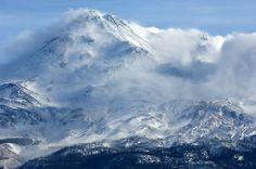 Mt Shasta, Northern California