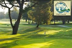 $65 for 18 Holes with Cart PLUS a One-Hour Private Lesson at Ancil Hoffman #Golf Course in Sacramento, #California.