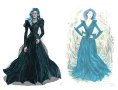 Hear from #IntoTheWoods costume designer Colleen Atwood and see concept art sketches for the film's costumes!