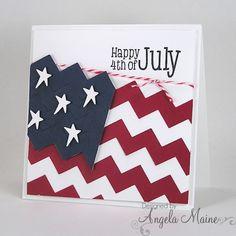 Cute Patriotic Card