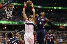 Wizards vs. Hawks 2015 live stream: Time, TV schedule and how to watch online