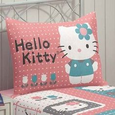 Fronha Avulsa Hello Kitty Lepper. R$10.50
