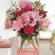 Make Fresh Flower Arrangements