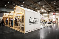 Human Touch Group Pavilion on Behance