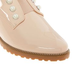 4bad013dc Cream Patent Shoes - Mod Box Shoes - Women's Mod Box - Edits - TK Maxx